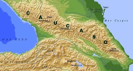 Origine tappeti caucasici