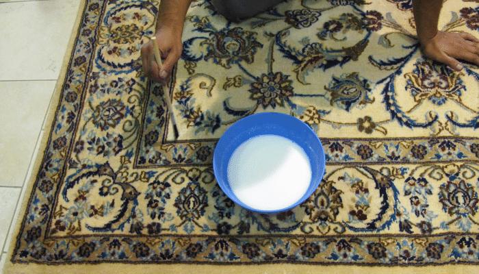 restauro colori tappeti