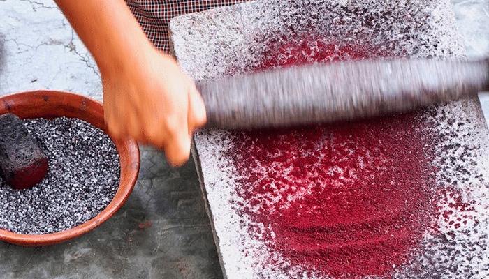 tintura lane tappeti