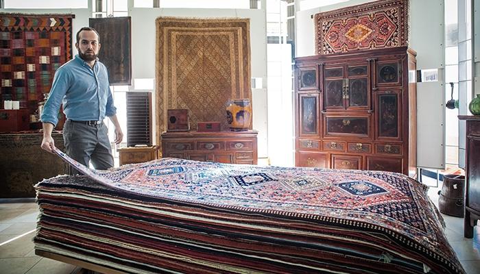 consigli per l'acquisto di un tappeto orientale
