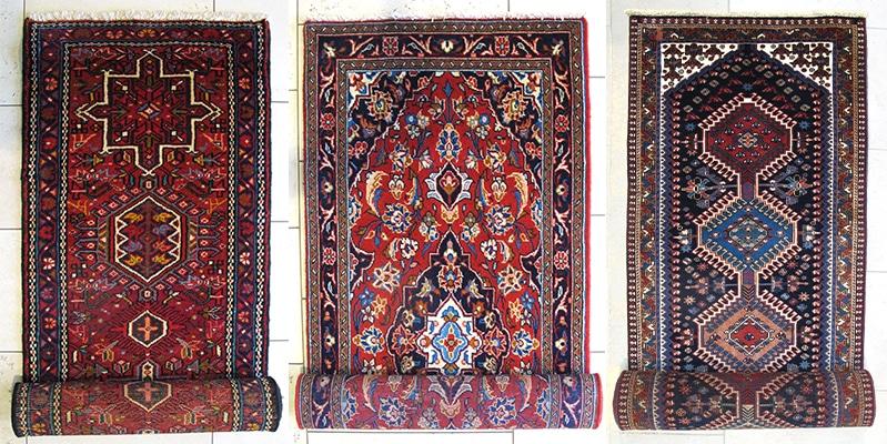 tappeti corsia adatti a interni illuminati artificialmente