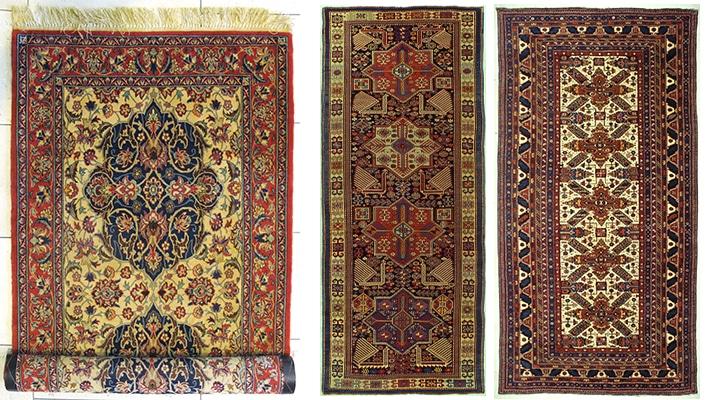 tappeti corsia antichi e pregiati
