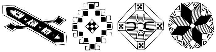 simboli cici caucasici