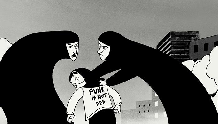 persepolis film iraniano