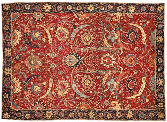 tappeto persiano più costoso mai venduto