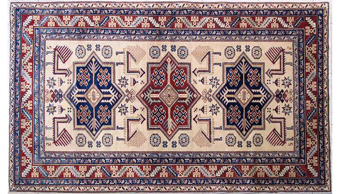 tappeto caucasico shirwan