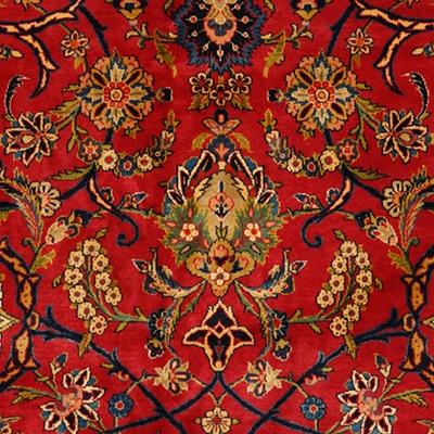 motivo dei tappeti shah abbas