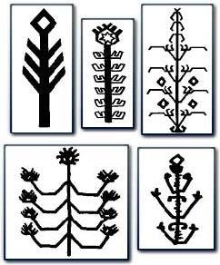 albero della vita simbologia tappeti