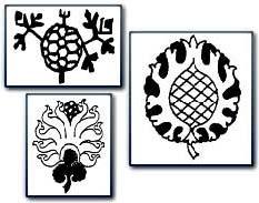 melograno simbologia tappeti